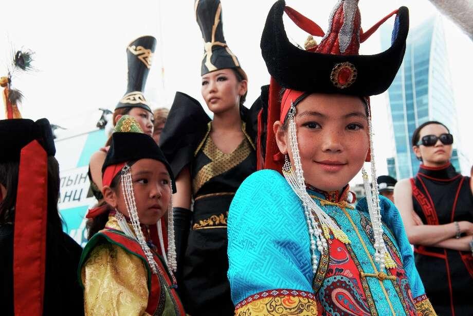 No. 131 MONGOLIA(score: 5.5) Source: World Economic Forum\'s Travel & Tourism Competitiveness Report 2013  Pictured: A costume festival in Mongolia\'s capital, Ulan Bator Photo: Bruno Morandi, Getty Images / (c) Bruno Morandi