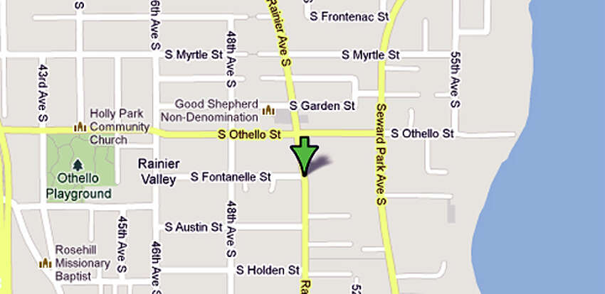 April 10, Ritchie E. Williams : About 11:30 p.m. the 37-year-old and a 25-year-old man were shot near Rainier Avenue South and South Austin Street. Both were rushed to Harborview Medical Center, where the older man died the following day. The 25-year-old, who was hit in the stomach and leg, survived. He was found near Rainier and South Fontanelle Street. Police have not released a suspect description.