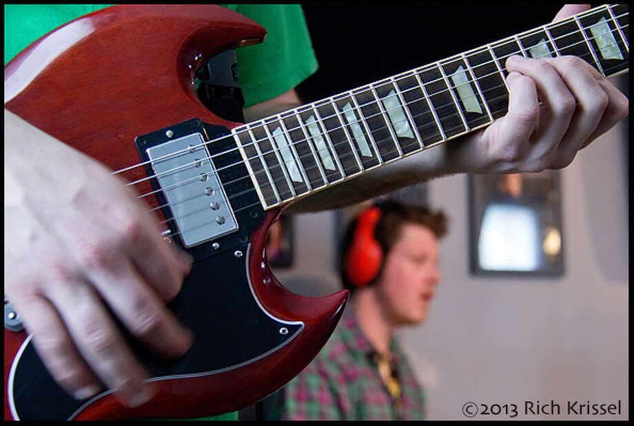 Gibson SG jams
