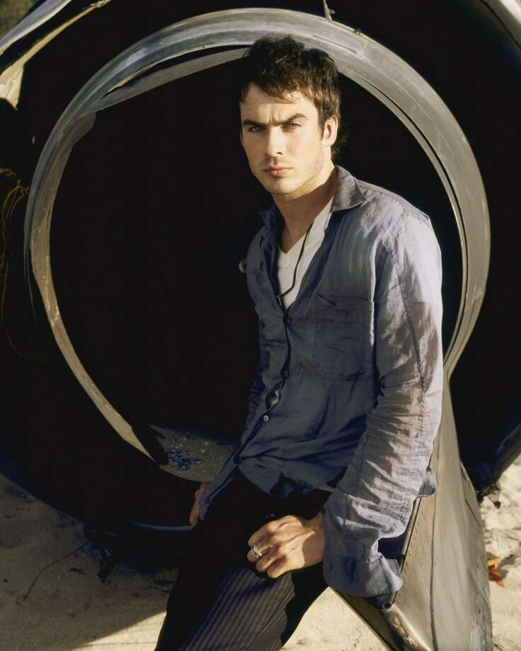 Ian Somerhalder was \'\'Boone,\'\' a character who didn\'t last long.