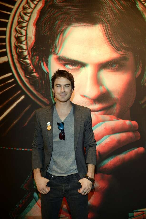 Ian Somerhalder now plays \'\'Damon Salvatore\'\' in \'\'The Vampire Diaries.\'\'