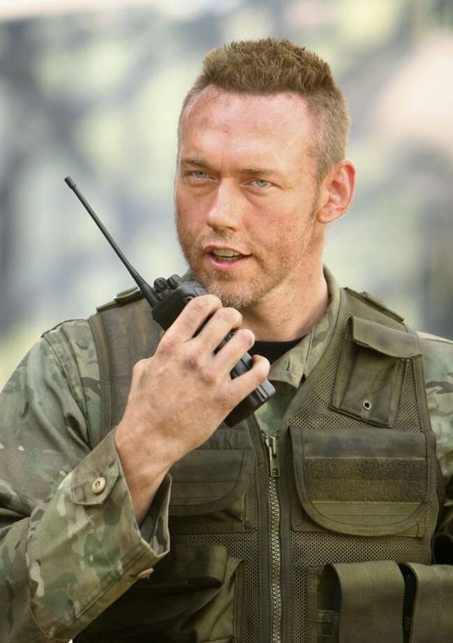 Kevin Durand was the excellent bad guy \'\'Keamy.\'\'