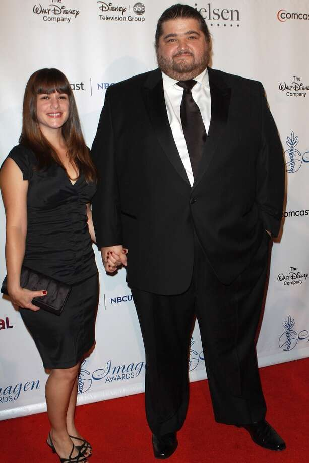 Jorge Garcia has recently been in the shows \'\'Californication,\'\' \'\'Alcatraz\'\' and \'\'Once Upon a Time.\'\' He\'s pictured with wife Emily at the Imagen Awards in 2012.