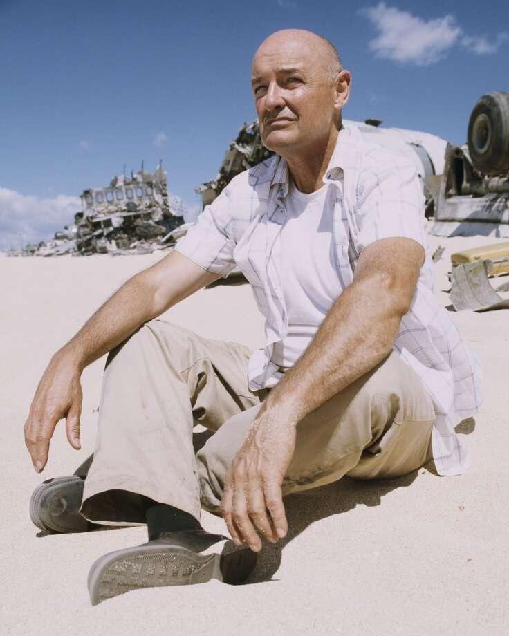 Terry O\'Quinn, as Locke.
