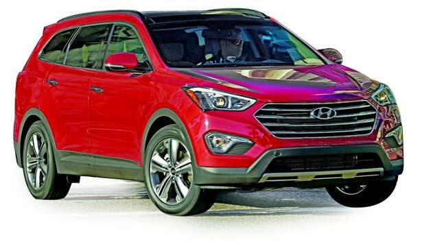 hyundai santa fe incorporates two wheelbase strategy sfgate. Black Bedroom Furniture Sets. Home Design Ideas