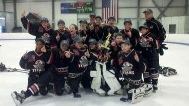 Titans capture hockey league championship - Times Union