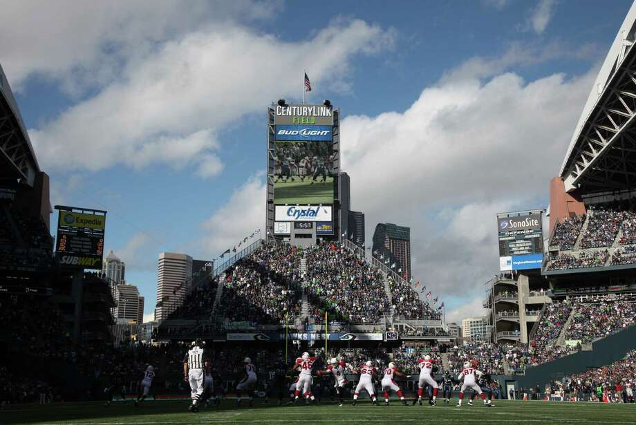 A view of CenturyLink Field during the Seahawks game against the Arizona Cardinals on Sept. 25, 2011. Photo: Otto Greule Jr., Getty Images / 2011 Getty Images