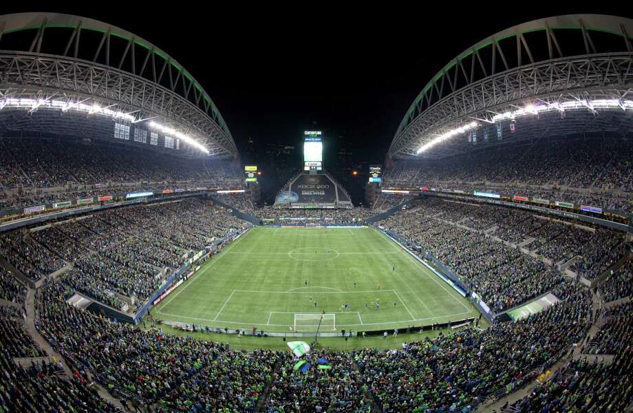 CenturyLink Field in the soccer configuration on Oct. 15, 2011. Photo: Otto Greule Jr., Getty Images / 2011 Getty Images