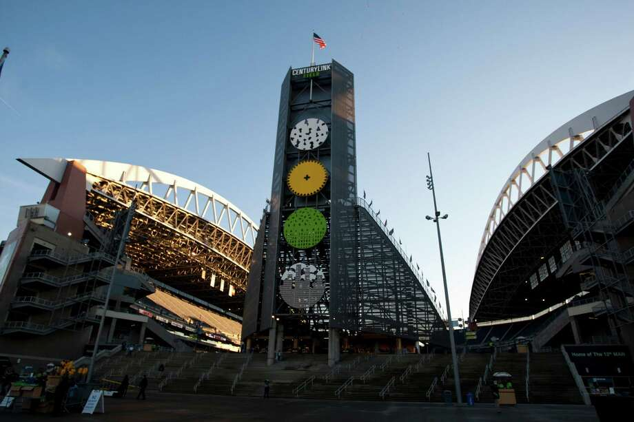 CenturyLink Field prior to the game between the St. Louis Rams and the Seattle Seahawks on Dec. 12, 2011. Photo: Jay Drowns, Getty Images / 2011 Getty Images