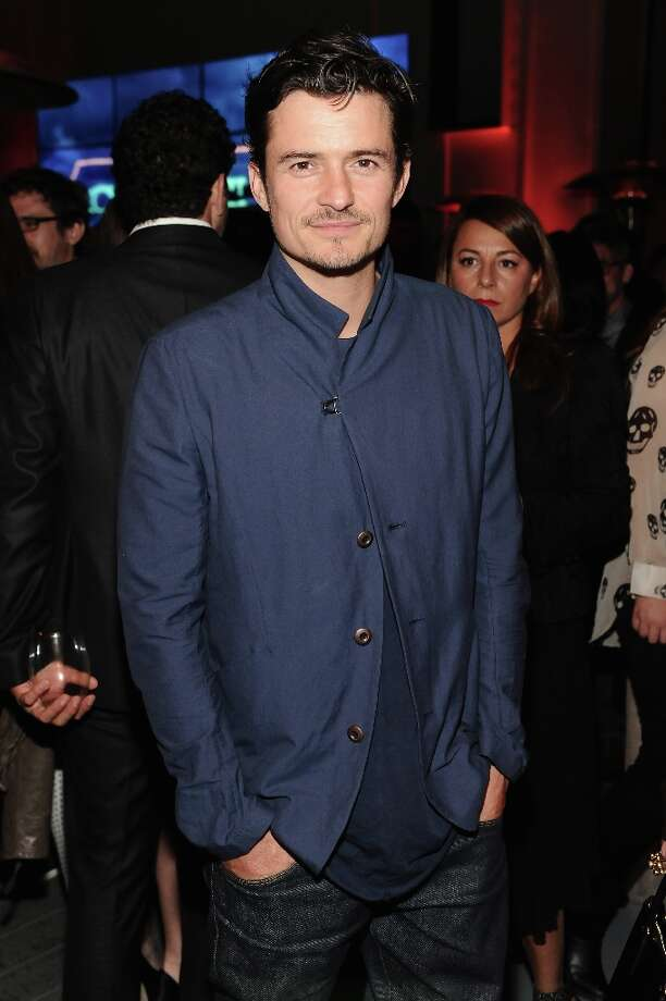 Orlando Bloom made his Broadway debut in 2013's 'Romeo and Juliet.' Photo: Stefanie Keenan, Getty Images For Coach / 2013 Getty Images