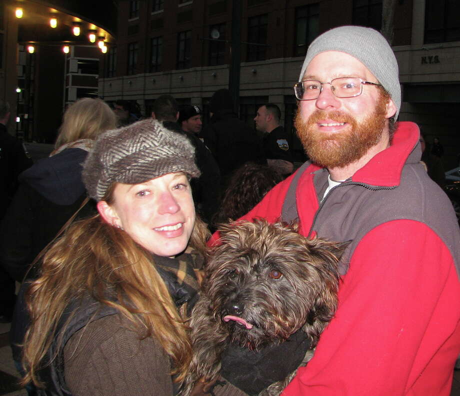 Were you Seen at 'The Place Beyond the Pines' movie premiere at Bow Tie Cinemas in Schenectady on Thursday, April 11, 2013? Photo: Kaitlyn Jasnica