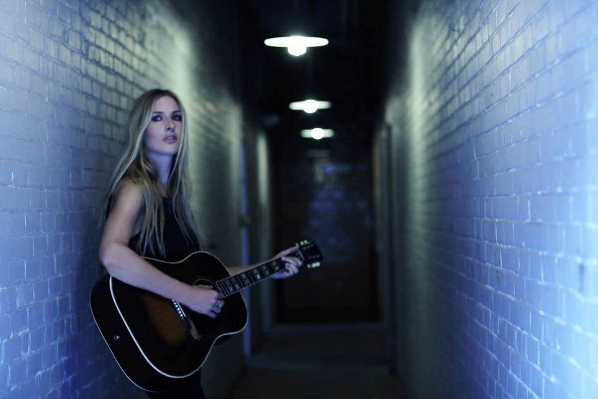 Holly Williams will perform Wednesday night, April 24, at the Bijou Theatre in Bridgeport.