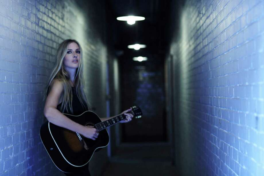 Holly Williams will perform Wednesday night, April 24, at the Bijou Theatre in Bridgeport. Photo: Contributed Photo / Connecticut Post Contributed