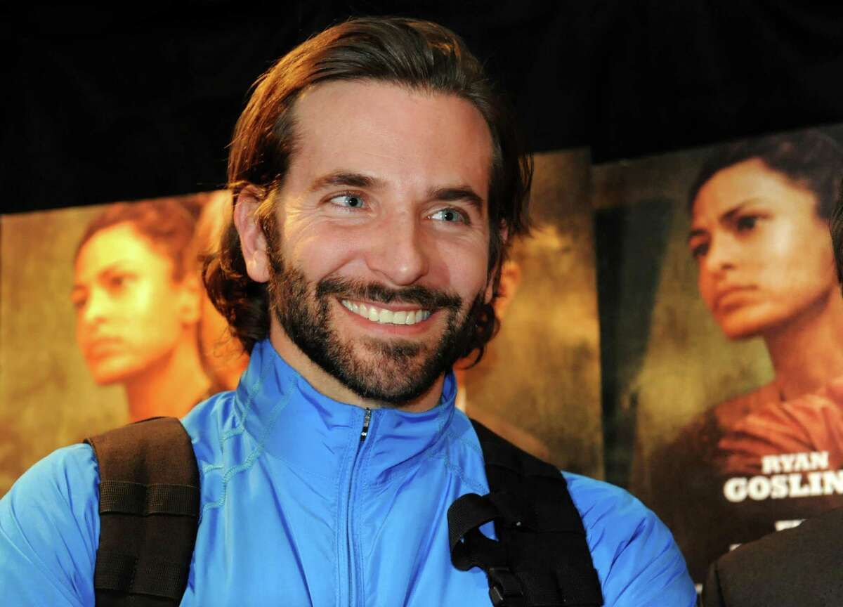 Actor Bradley Cooper at the premiere of