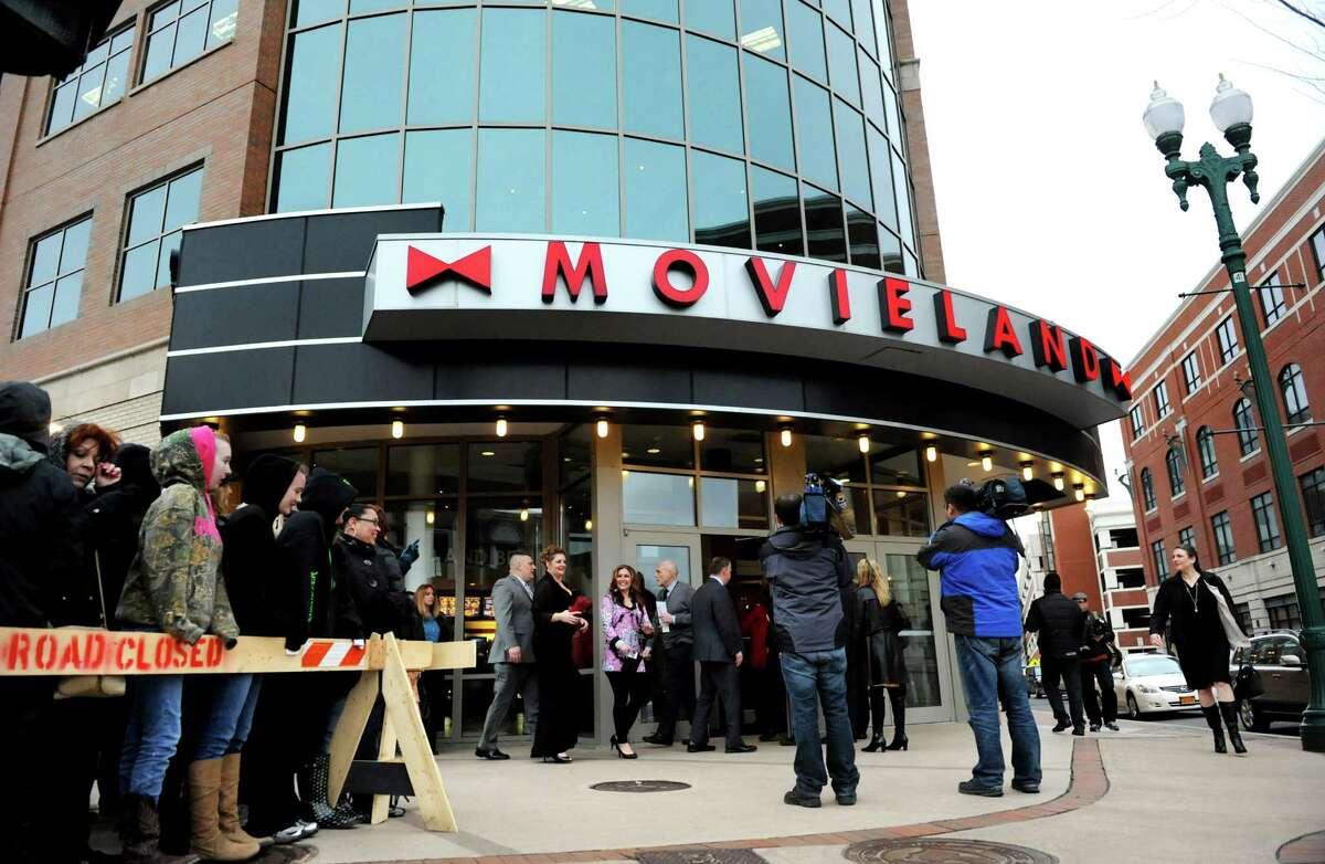 Bow-Tie Cinema Movieland 6 in Schenectady , N.Y. (Cindy Schultz / Times Union file)