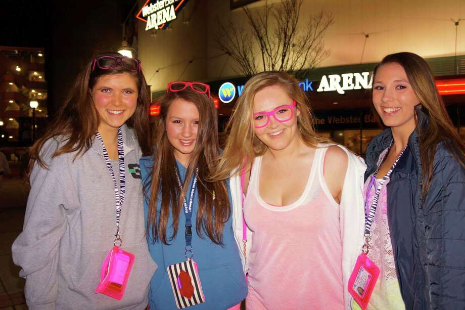 Were you SEEN at the Life In Color 'Rebirth' show at the Webster Bank Arena in Bridgeport 4/11/2013? Photo: Todd Tracy/ Hearst Connecticut Media Group