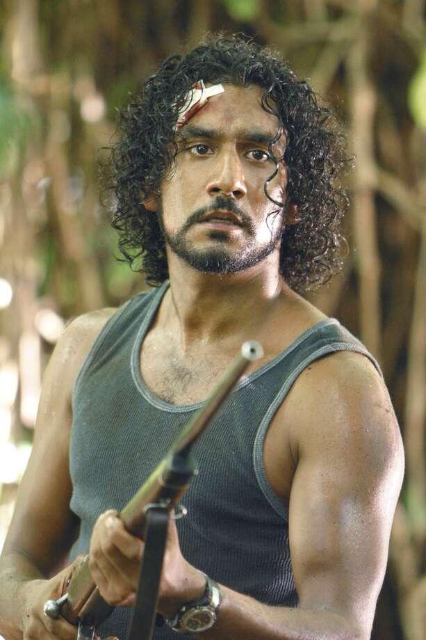 Naveen Andrews, as Sayid.