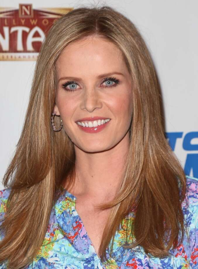English actress Rebecca Mader has been in a lot of TV shows recently, including \'\'White Collar\'\' and \'\'Work It.\'\'