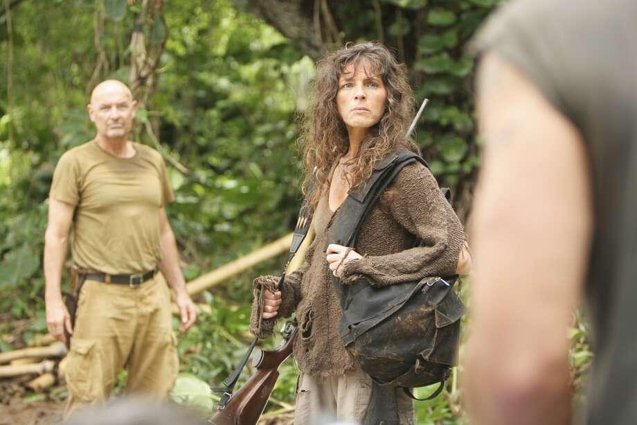 Mira Furlan, as Danielle.