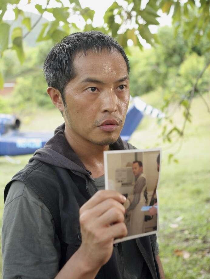 Ken Leung, as Miles.