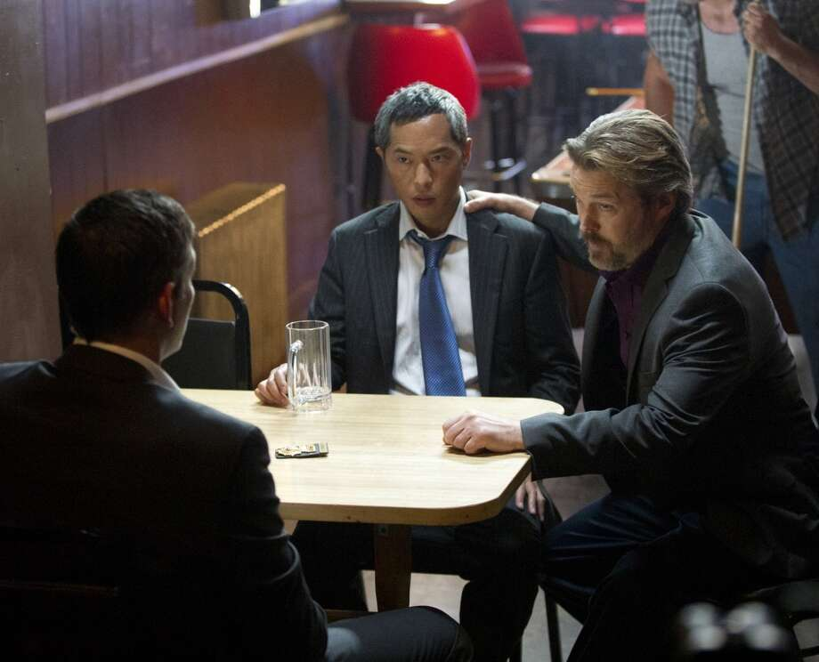 After \'\'Lost,\'\' Ken Leung, center, has starred in \'\'Zero Hour\'\' and \'\'Person of Interest\'\' (pictured).