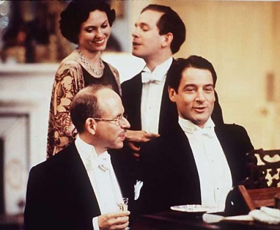 Robert Altman made GOSFORD PARK (very good).