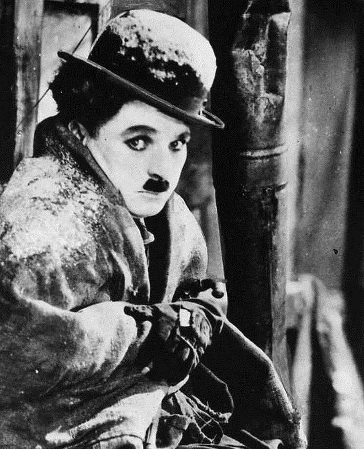 Charlies Chaplin made THE GOLD RUSH (great)