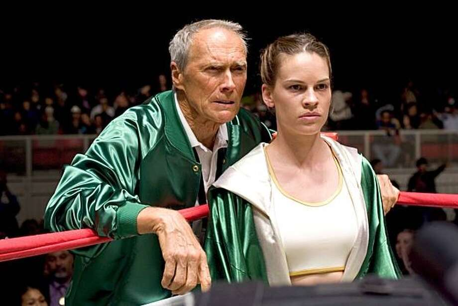 And Eastwood made MILLION DOLLAR BABY (great)