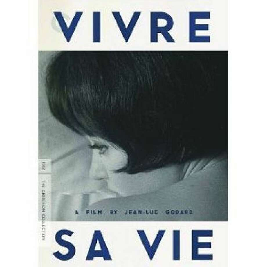Jean Luc Godard made VIVRE SA VIE (great)