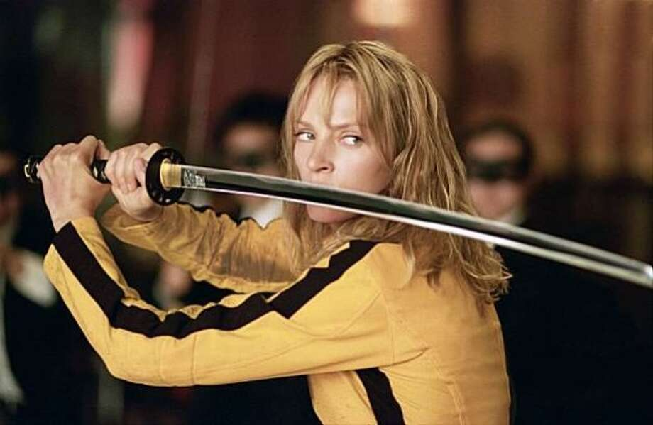 But he also made KILL BILL PART 1 (terrible)