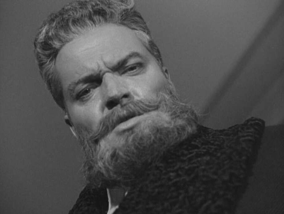 But Welles also made MR. ARKADIN (not good). Photo: Dave