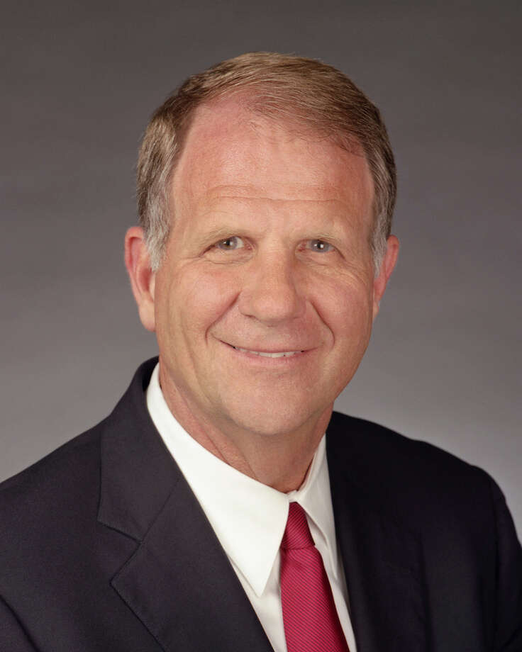 Congressman Ted Poe's official photo.