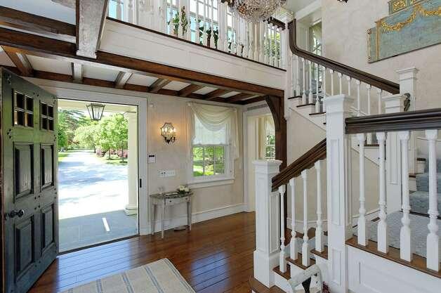 Mansion Foyer Email : Imus estate sold for million westport news
