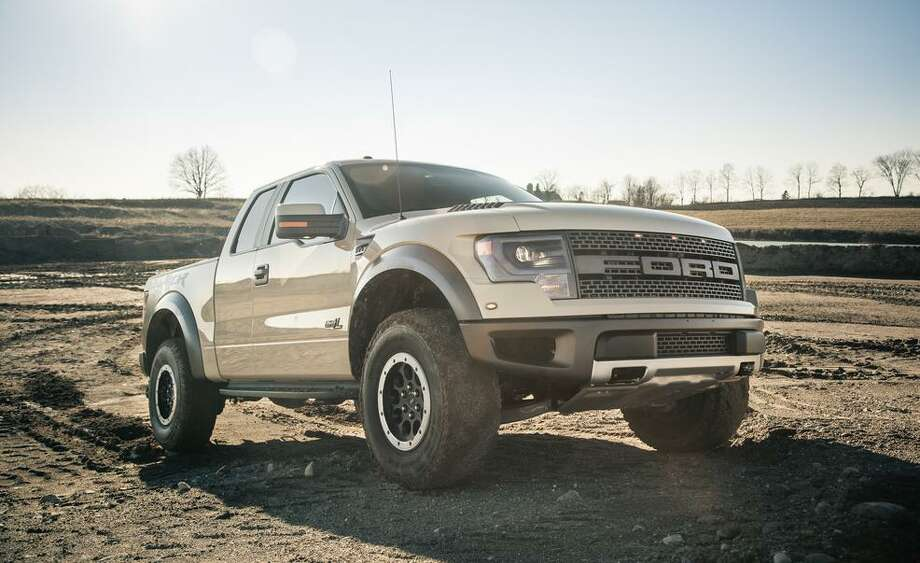 2013 Ford F-150 SVT Raptor SuperCab Photo: Ford Motor Co.