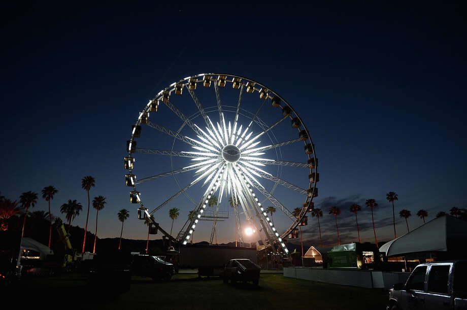 The Empire Polo Field Prepares for the 2013 Coachella Music Festival at The Empire Polo Club on April 11, 2013 in Indio, California. Photo: Kevin Winter, Getty Images / 2013 Getty Images