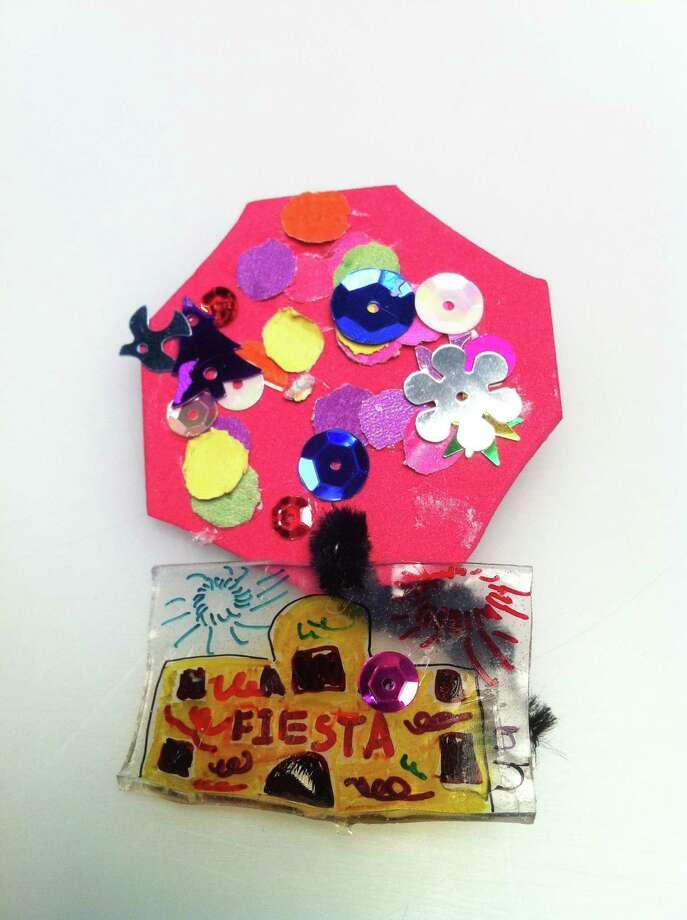 """""""The Amazing Fiesta Alamo"""" by Jasmine Juarez, 10 Photo: Rene A Guzman"""
