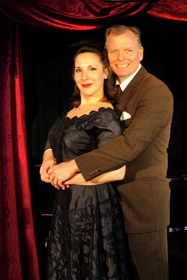 "Blair Alexis Brown and Philip Chaffin are featured in the musical revue ""Cole"" opening at the Music Theatre of Connecticut in Westport on Friday, April 19. Photo: Contributed Photo / Connecticut Post Contributed"