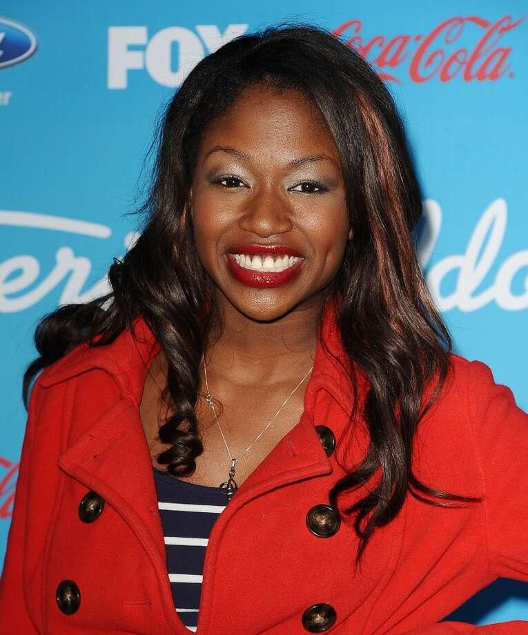 Amber Holcomb: American Idol Photo: FOX