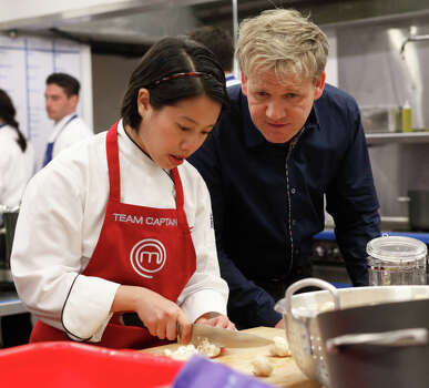 Christine Ha of Houston: Masterchef, Season 3 (2012) / 1