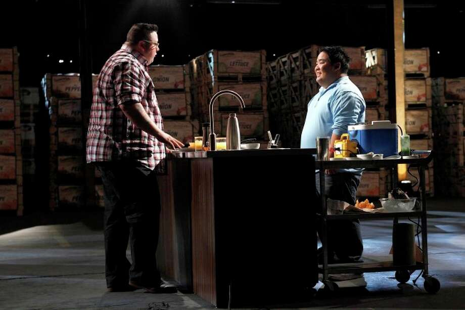 Alvin Schultz of Houston: MasterChef, Season 2 (2011) Photo: FOX / 1
