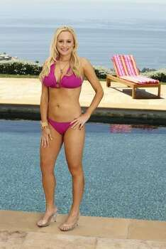 Erica Rose of Houston: The Bachelor: Rome, Season 9 (2006), You're Cut Off (2010), Bachelor Pad, Season 2 (2011) Photo: Craig Sjodin, ABC / © 2011 American Broadcasting Companies, Inc. All rights reserved.