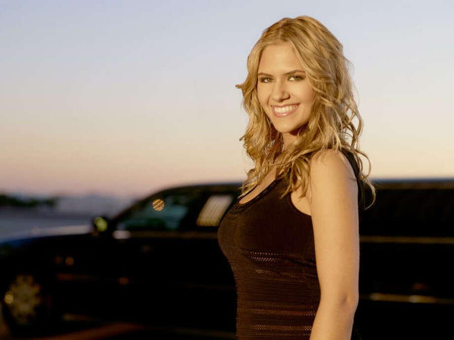 Kady Malloy of Katy: American Idol: American Idol, Season 7 (2008) Photo: FOX