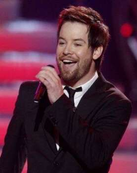 David Cook was born in Houston: American Idol, Season 7 (2008) Photo: FOX