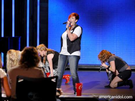 Wendy Taylor of Houston: American Idol, Season 11 (2012)