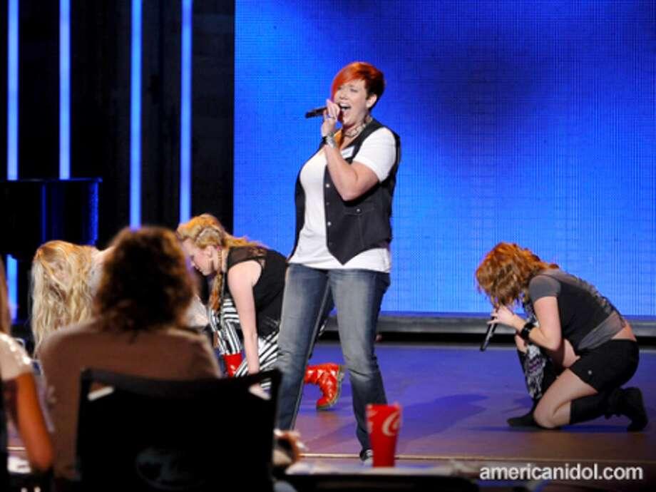 Wendy Taylor of Houston: American Idol, Season 11 (2012) Photo: FOX