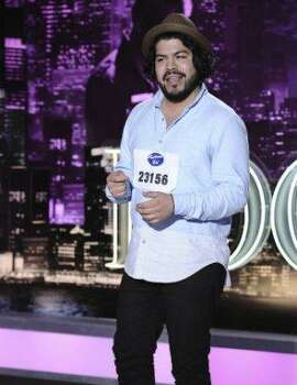 Ramiro Garcia of Houston: American Idol, Season 11 (2012) Photo: FOX