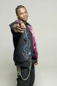Brian Andrews of Houston: Making the Band, Season 4 (2007-2009)