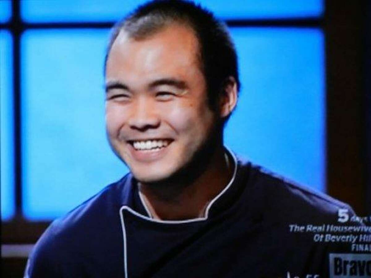 """Paul Qui of Houston won """"Top Chef"""" in 2012."""
