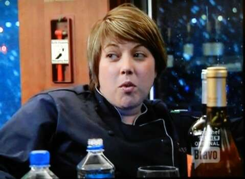 Sarah Grueneberg formerly of Brennan's in Houston: Top Chef Texas (2012)