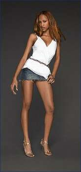 Felicia Provost of Houston: America's Next Top Model, Cycle 8 (2007)